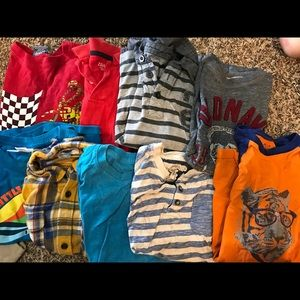 Other - Boys shirts size 6/7